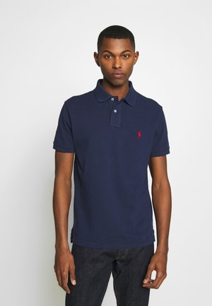 SHORT SLEEVE - Polo - newport navy