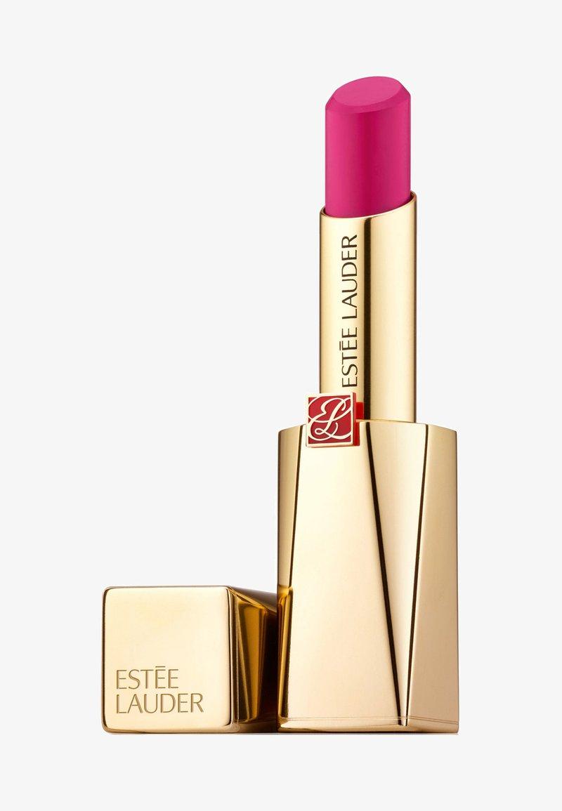 Estée Lauder - PURE COLOR DESIRE MATTE - Lipstick - 213 - claim fame