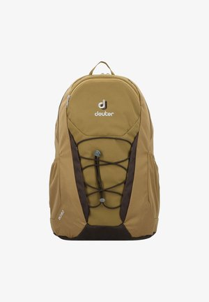 GOGO UNISEX - Rucksack - clay-coffee