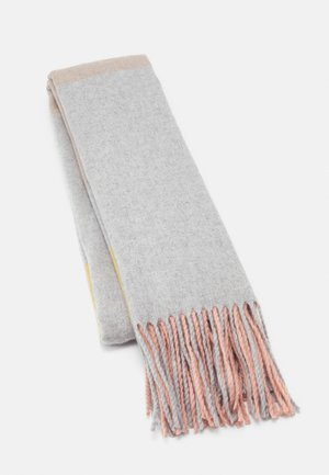 PCJIRA SCARF - Sjal - misty rose/natural