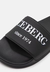 Iceberg - UNISEX - Pantofle - nero - 5