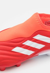 adidas Performance - COPA SENSE.3 LL FG UNISEX - Moulded stud football boots - red/footwear white/solar red - 5