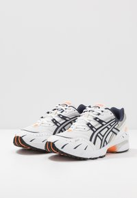ASICS SportStyle - GEL-1090 UNISEX - Sneakers - white/midnight - 3