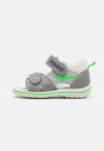 Sandals - pieter/grig/bianco
