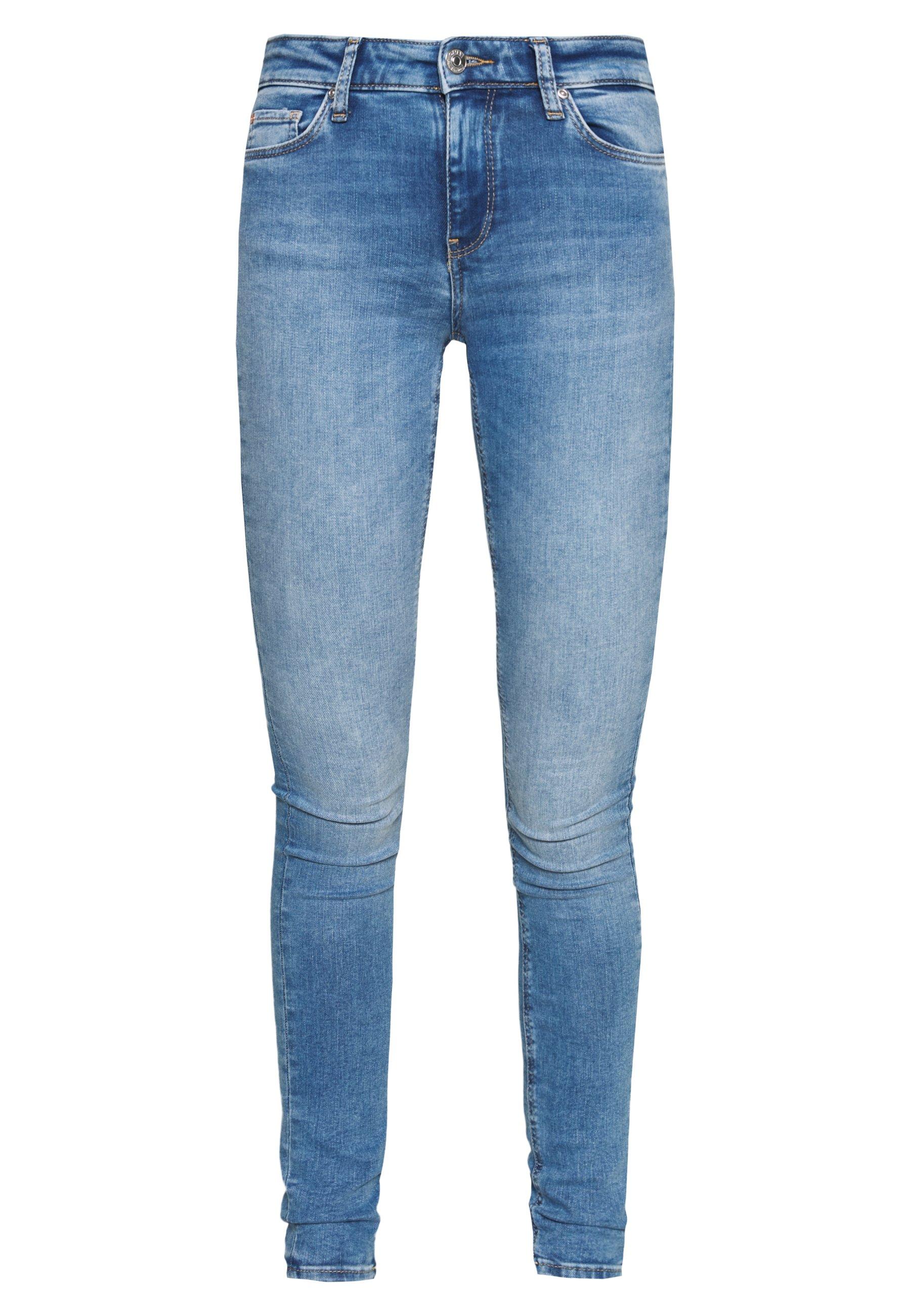 Women ONLCARMEN LIFE SKINNY - Jeans Skinny Fit