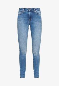 ONLY - ONLCARMEN LIFE SKINNY - Jeans Skinny Fit - light blue - 3