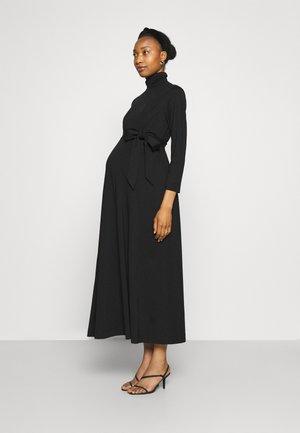 DORIS - Maxi dress - black