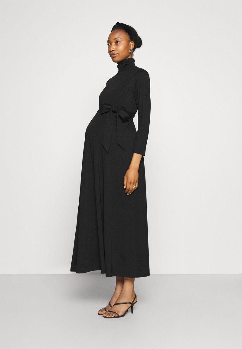IVY & OAK Maternity - DORIS - Maxi dress - black