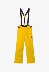 Brunotti - FOOTSTRAP BOYS - Zimní kalhoty - cyber yellow - 5