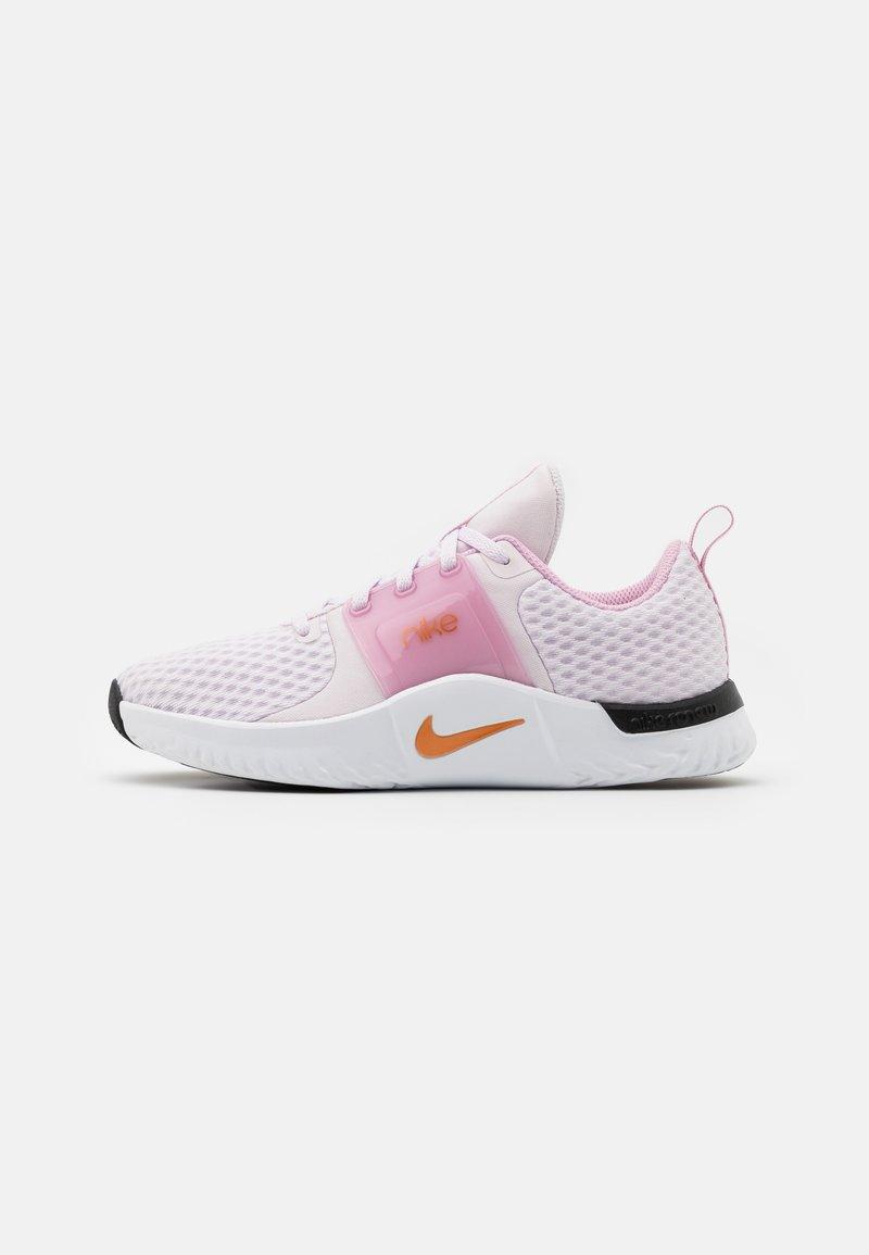 Nike Performance - RENEW IN-SEASON TR 10 - Zapatillas de entrenamiento - light violet/metallic copper/light arctic pink/black/white