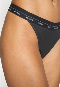 Guess - THONG - Thong - jet black - 4