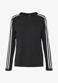 adidas Performance - Camiseta de deporte - black/white - 4