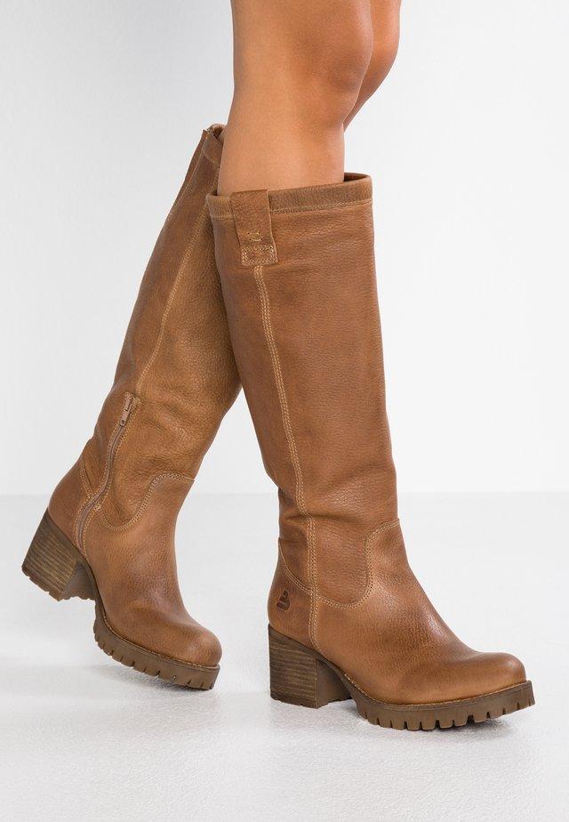 Støvler - caramello