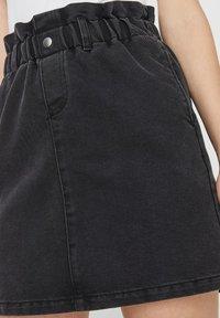 Noisy May - A-line skirt - black - 3