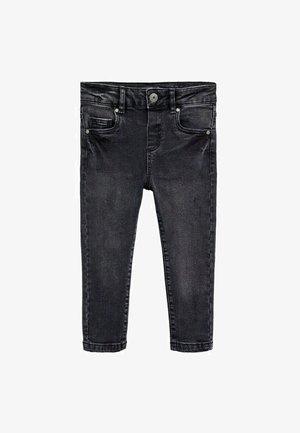 VERSLETEN - Jeans Skinny Fit - black denim