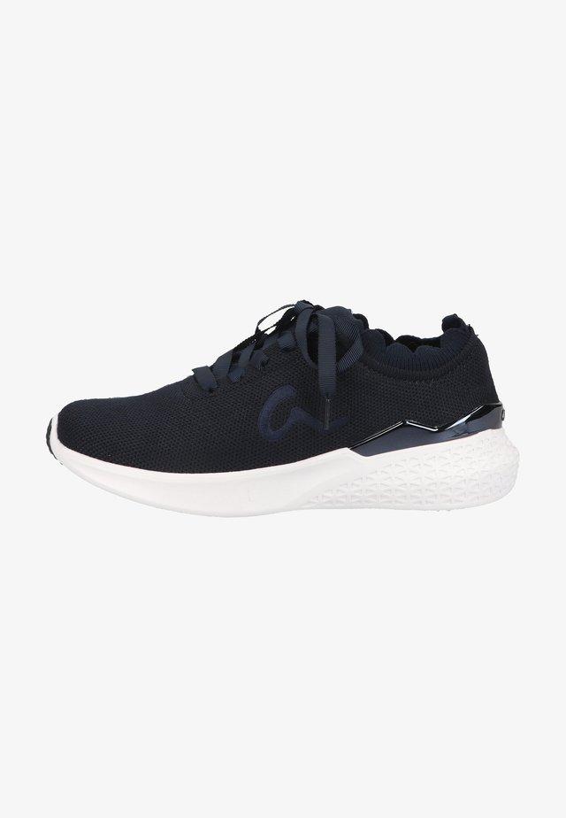 Baskets basses - blau 2