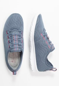 Cloudsteppers by Clarks - STEP ALLENA GO - Trainers - blue grey - 3