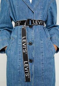 Levi's® - LOGO BELT - Bælter - regular black - 3