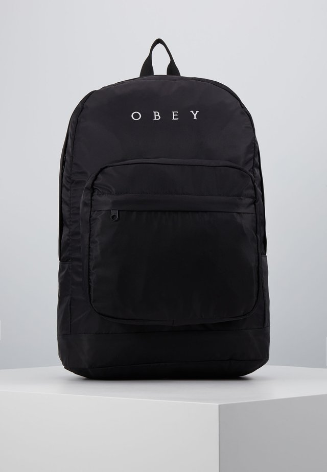 DROP OUT BACKPACK - Rugzak - black