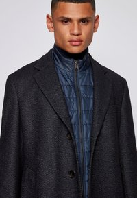 BOSS - Classic coat - dark blue - 5