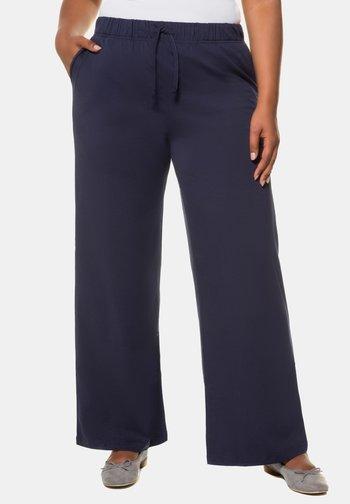 Trousers - mitternachtsblau