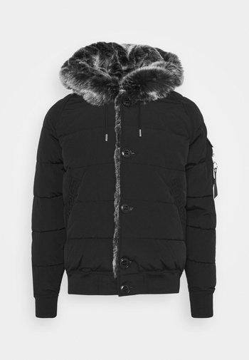 NAVIER - Giacca invernale - black