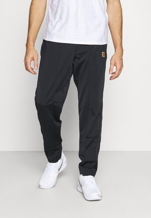 HERITAGE SUIT PANT - Pantaloni sportivi - black