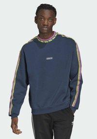 adidas Originals - Sweatshirt - blue - 0
