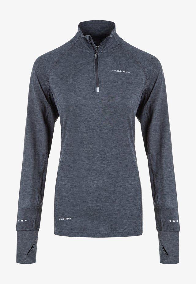 CANNA  - Sports shirt -  shadow gray