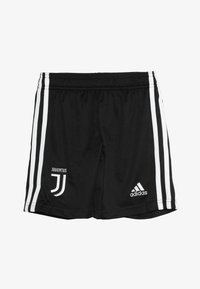 adidas Performance - JUVENTUS TURIN HOME - Sports shorts - black/white - 2