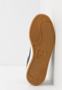 le coq sportif - COURT CLAY BOLD - Zapatillas - black - 4