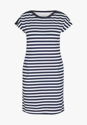 Shift dress - blau