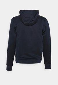 Lacoste Sport - TECH HOODY ZIP - Collegepaita - navy blue - 1