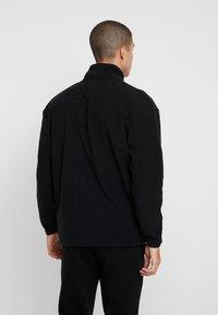 Urban Classics - POLAR TRACK JACKET - Fleece jacket - black - 2