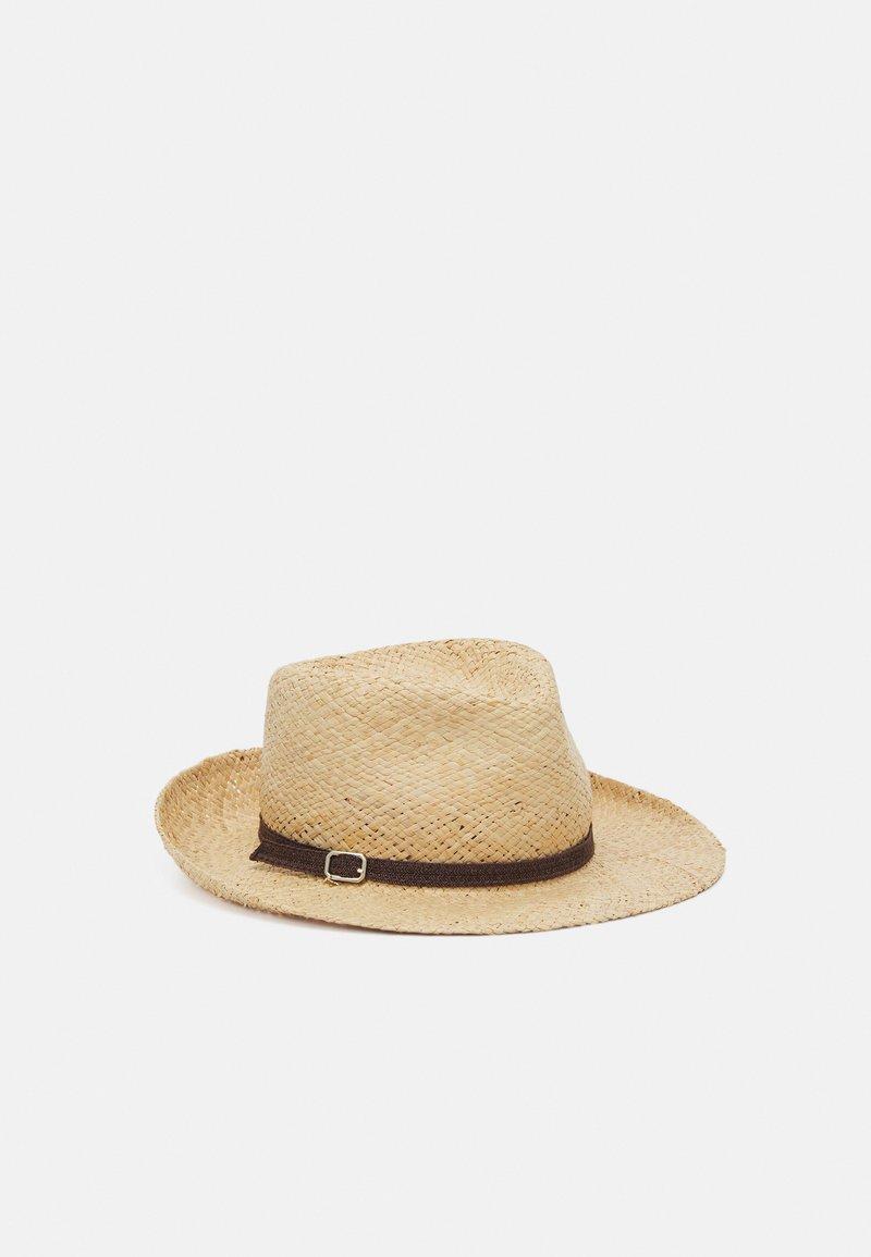 Patrizia Pepe - CAPPELLO HAT - Cappello - pompei beige