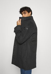 TOM TAILOR - COAT - Classic coat - dark grey - 3