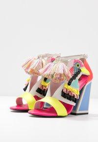 Kat Maconie - AYA - High heeled sandals - colour pop - 4