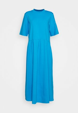 AGNETE DRESS - Maxi šaty - blue