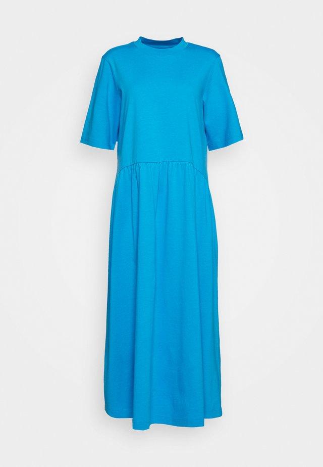 AGNETE DRESS - Robe longue - blue