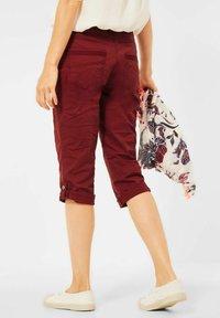 Cecil - Denim shorts - braun - 2