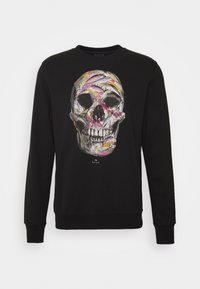PS Paul Smith - CREW SKULL PRINT - Sweatshirts - black - 3