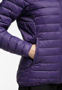 Haglöfs - Winter jacket - purple rain - 3