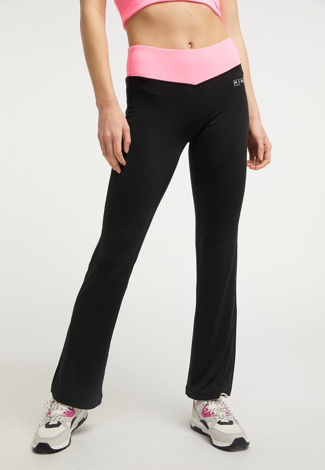 Leggings - neon pink