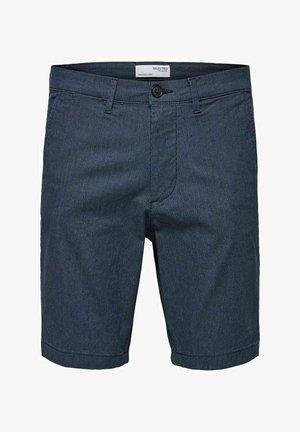 SLHMILES FLEX MIX  - Shorts - dark sapphire