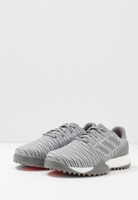 adidas Golf - CODECHAOS SPORT - Golfové boty - grey two/grey three/solar red - 2