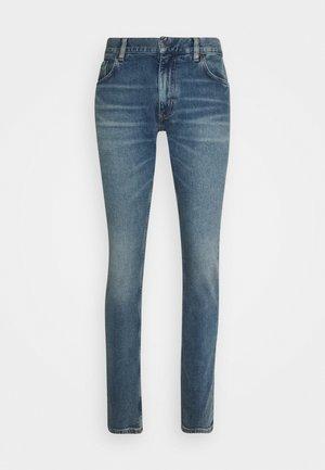 LEWIS HAMILTON UNISEX INDIGO SLIM FIT JEANS - Jeans slim fit - indigo denim