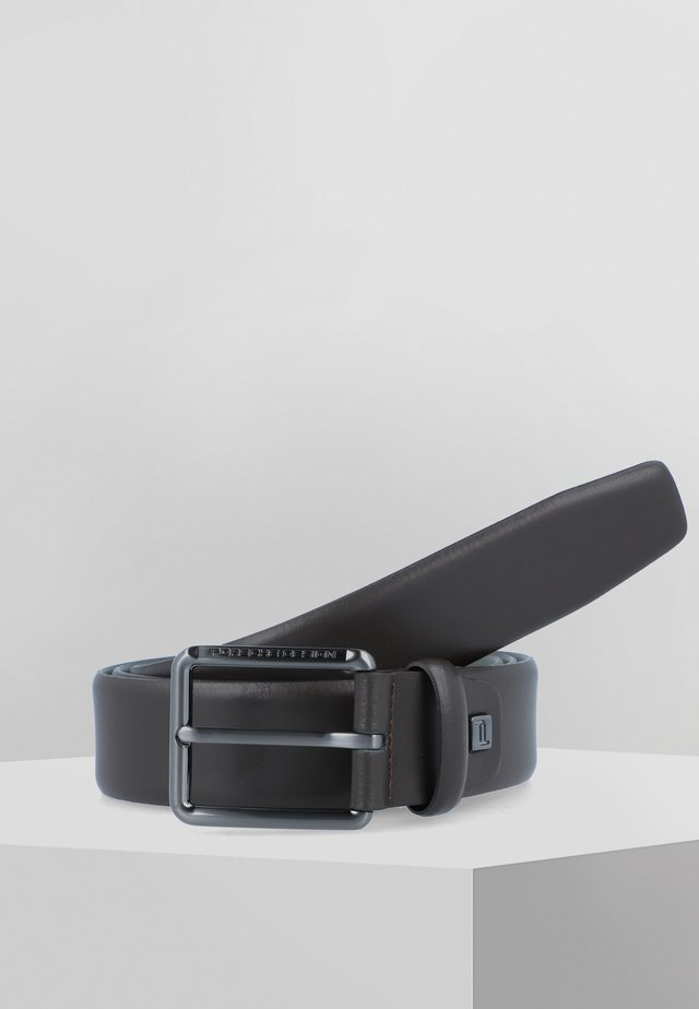 MIRAGE - Belt - darkbrown