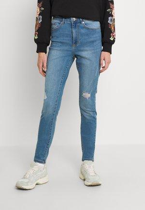 VMSOPHIA DESTROIT  - Jeans Skinny Fit - light blue denim