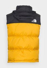 The North Face - RETRO NUPTSE VEST UNISEX - Vesta - arrowwood yellow - 2