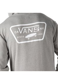 Vans - MN FULL PATCHED PO II - Hoodie - cement heather - 2